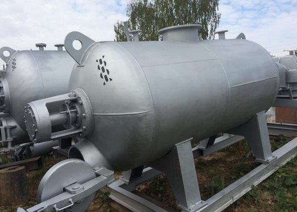 Котлы вакуумные КВМ-4.6М новые для утилизации и переработки