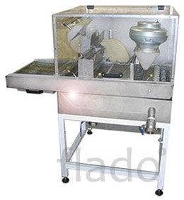 Машина для глазирования и декорирования кондитерских изделий