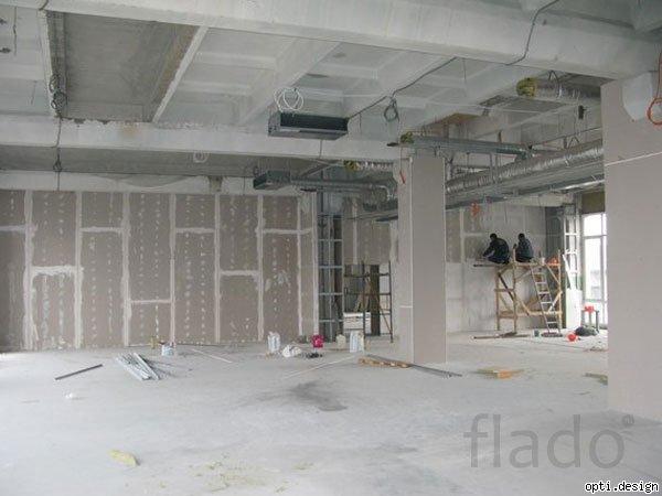 Ремонт квартир, офисов, магазинов, производственных помещений.