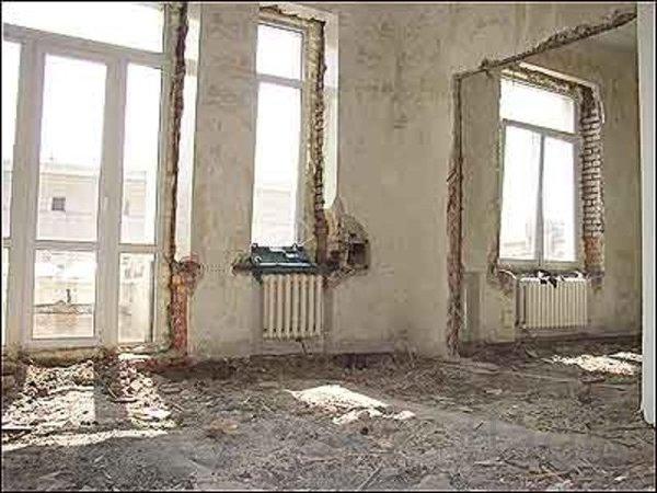Демонтаж и Перепланировка, слом стен, перегородок, полов.