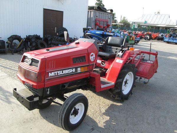 Мини-трактор Mitsubishi MT14S