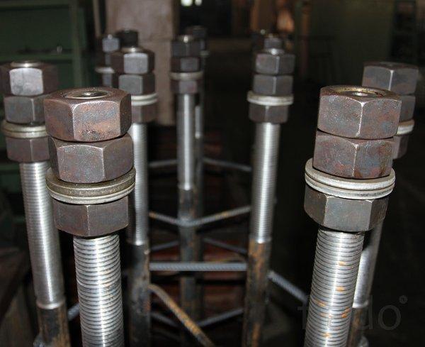 Фундаментный болт ГОСТ 24379.1-80 изготовление и доставка