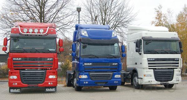 Ремонт коробок передач КПП, АКПП грузовиков DAF