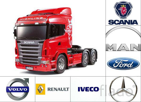 Ремонт грузовых автомобилей, грузовое автосервис СТО