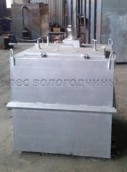 Оборудование для сжигания отходов крематор