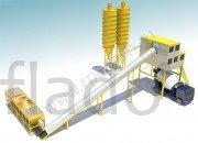 Ленточный бетонный завод GiTech 60