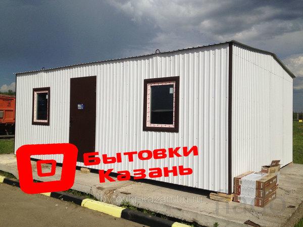 Мобильные здания под ключ в Казани