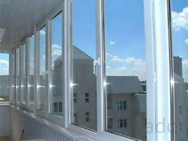 Пластиковые окна, двери. Остекление балконов, лоджий.