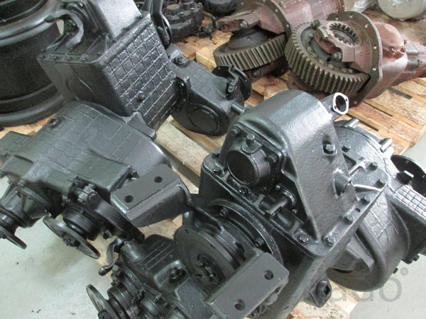 255Б-1800020 раздатка для КРАЗ