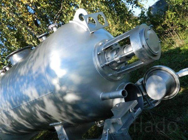 Котел вакуумный КВМ-4.6М для производства мясо-костной муки