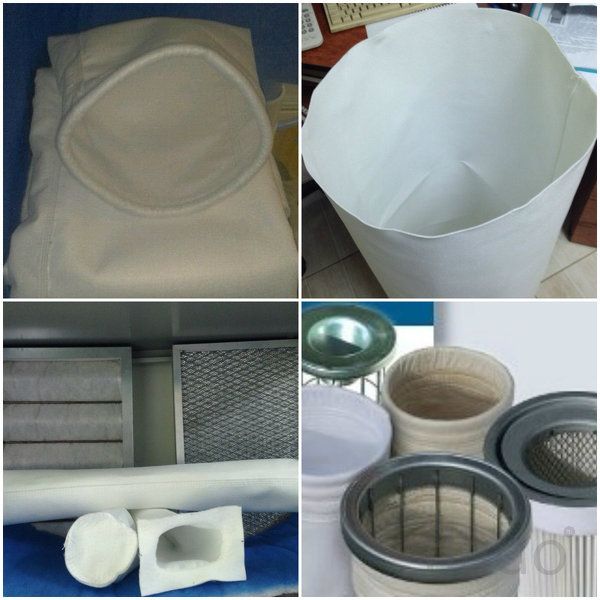Рукавные фильтры для производства цемента (цементная промышленность)