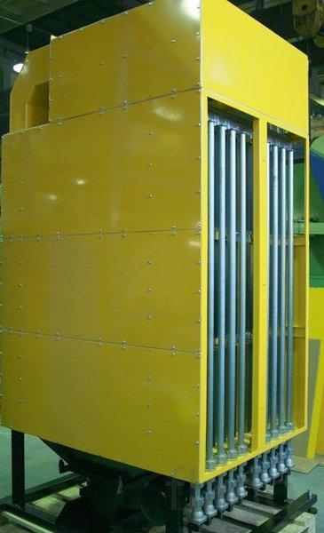Фильтрующие кассеты (картриджи) плоские для  фильтров FMP/FMPF Совплим
