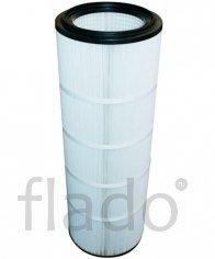 Фильтрующие сменные элементы (картриджи) для дробеметных установок