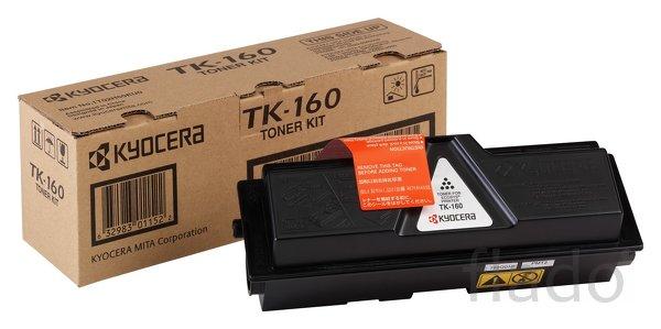 Заправка Kyocera TK-160 для FS-1120, Ecosys P2035