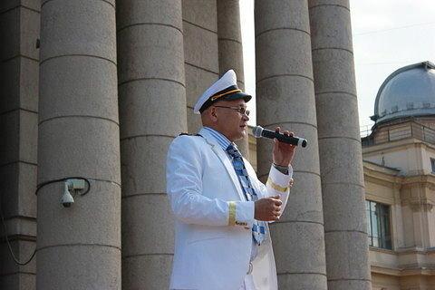 Ведущий на свадьбу, Тамада на юбилей в СПб 89030936218