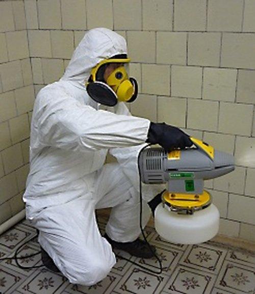 служба по борьбе уничтожение комаров клещей ос и тараканов в Рязани