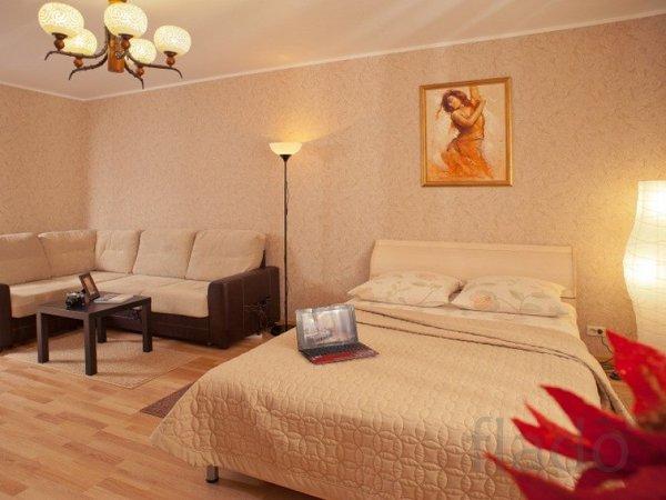 1-к квартира, 60 м², 18/20 эт.
