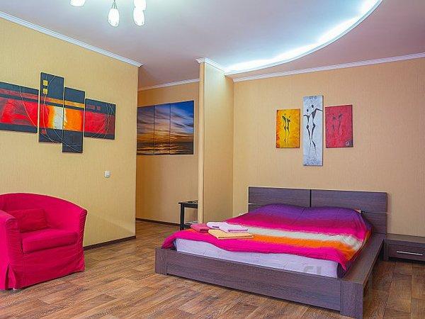 1-к квартира, 58 м², 12/15 эт.