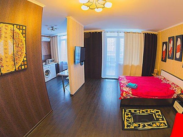 1-к квартира, 60 м², 15/18 эт.
