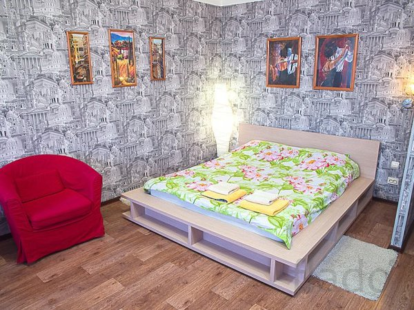 1-к квартира, 58 м², 17/20 эт.