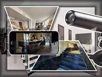 Монтаж систем видеонаблюдения, домофонов. Корея.