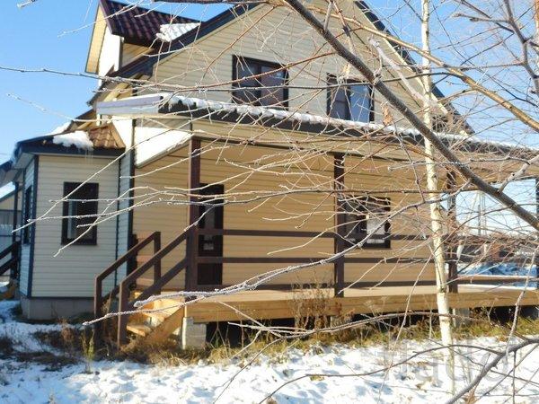 Дом 140 м² на участке 11 сот.