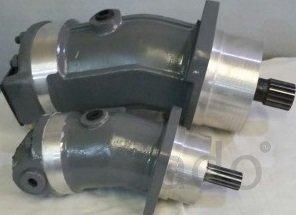 Гидромоторы и гидронасосы аксиально-поршневые с доставкой