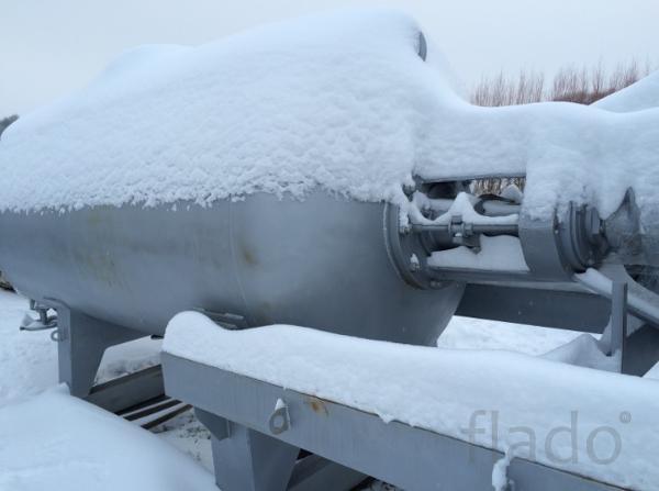 Котёл вакуумный КВ-4,6М варочный для утилизации и переработки в муку