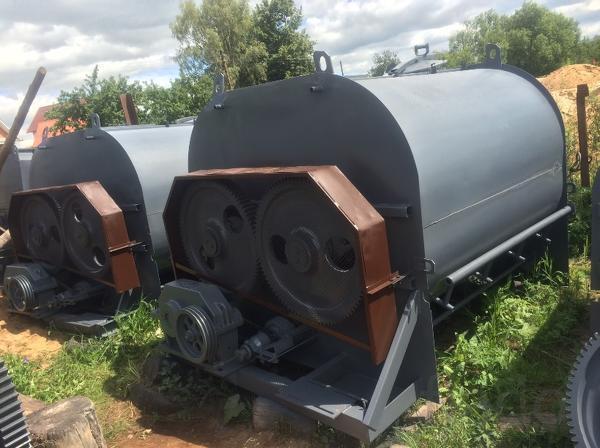 Торфосмесители грунтосмесители смесители навоза помета