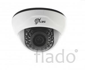 AXI-M63IP-Купольная 2 Mp IP видеокамера день/ночь 1080P. Оптовая прода