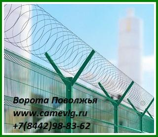 Колючая проволока Егоза, АКЛ, АКСЛ, СББ, ПББ в наличие в Волгограде