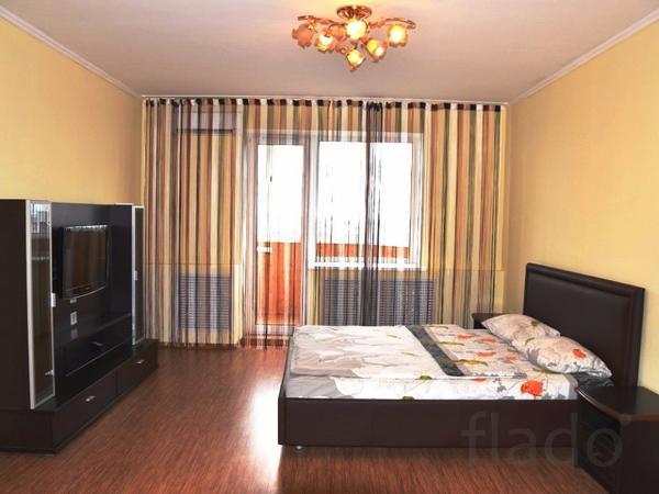 1-к квартира, 42 м², 6/18 эт.
