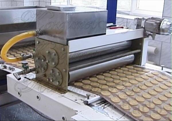 Линия для печенья