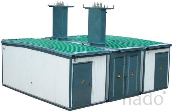 Трансформаторные подстанции 25-2500ква,купить ктп,цена ктп
