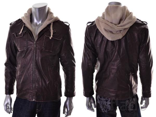 Куртка с капюшоном Parts® (041201PA01)