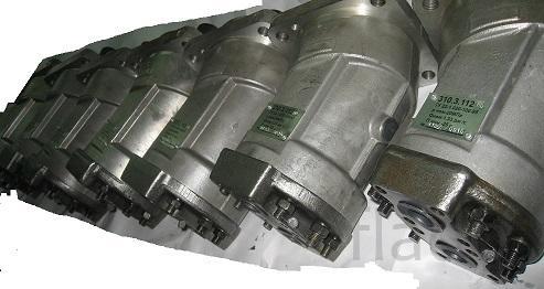 Гидромотор 310.2.112.00.06 Аналог ( ГММ 0.112/00.02 )