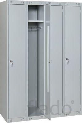 Шкафы металлические от производителя для рабочих