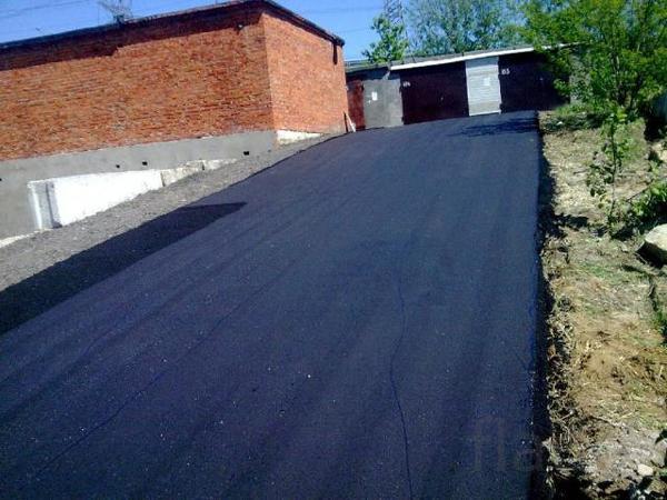 Строительство дорог, дорожный ремонт любой сложности