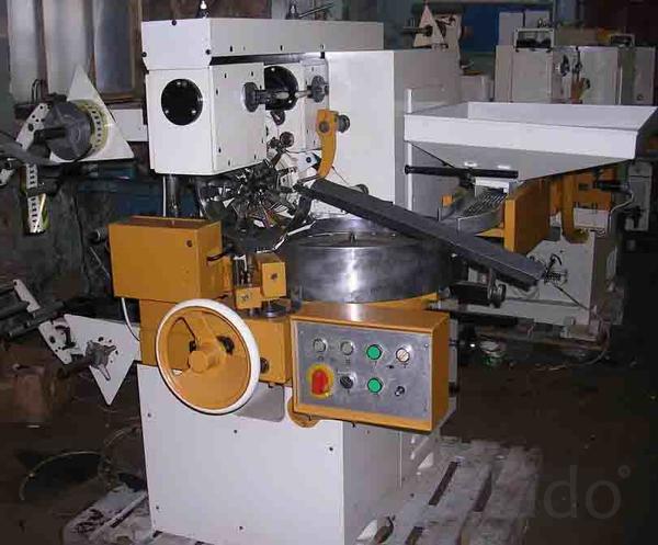 Заверточная машина EU-4 нагема nagema для завёртки конфет  в двойной п
