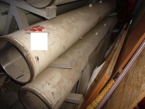 Цилиндр бетоноподающий бетононасоса Cifa