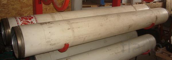 Цилиндр бетоноподающий бетононасоса Schwing