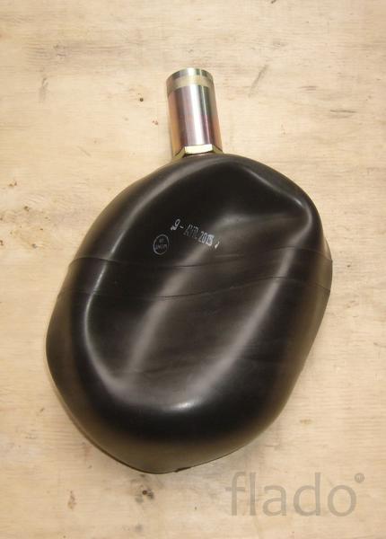 Колба гидроаккумулятора 4 литра бетононасоса