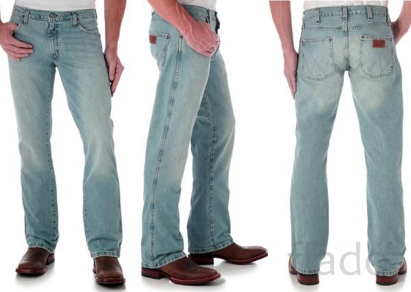 Wrangler® Retro™ Slim Boot - джинсы (77MWZBF)
