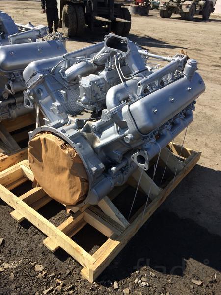 Двигатель с хранения ЯМЗ 238м2