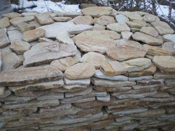 Камень галтованный Цветной натуральный природный