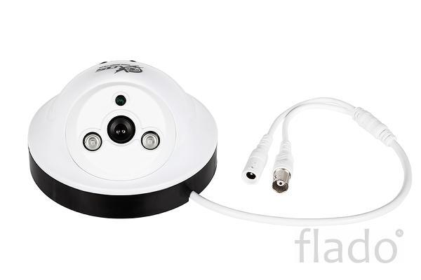 Камера видеонаблюдения Axios-M63IR AHD 2.4 Mp. Продажа Видеонаблюдение