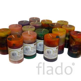 Волшебные травяные свечи