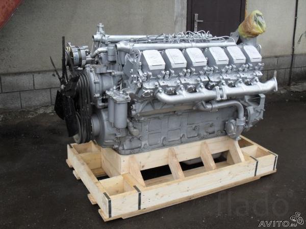 Продам двигатель ЯМЗ 240м2