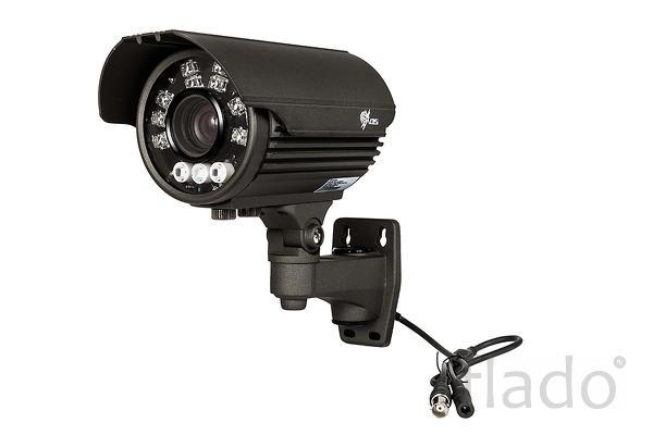 AXI-XL92 IR- Уличная Тв камера f 5-50 мм с ИК подсветкой 80 м.