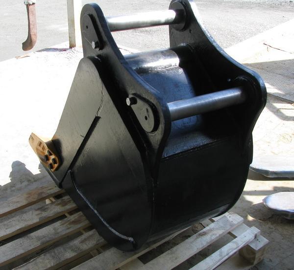 Ковш узкий 550 мм для экскаватора 14 - 18 тонн